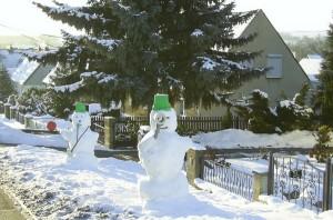 Schneemänner 2