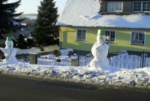 Schneemänner 1