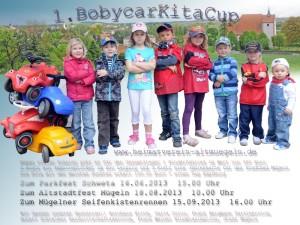 Plakat Kitacup 2013